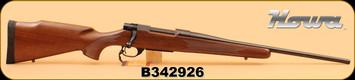 """Howa - 7mm08Rem - 1500 - Hunter, Wd/Bl, 20"""""""