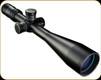 Nikon - Black - FX1000 - 6-24x50 - FFP - Ill. FX-MOA Ret - Matte - 16515