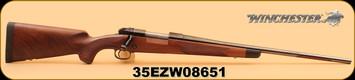 """Winchester - 243Win - Model 70 - Super Grade, Wd/Bl, 22"""", S/N: 35EZW08651"""
