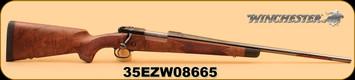 """Winchester - 243Win - Model 70 - Super Grade, Wd/Bl, 22"""", S/N: 35EZW08665"""