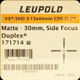 Leupold - VX-5HD - 3-15x44 - CDS-ZL2 - Side Focus - DPX Matte - 171714