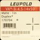 Leupold - VX3i - 4.5-14x50 -  DPX - Matte