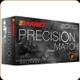 Barnes - 260 Rem - 140 Gr - Precision Match - Open Tip - 20ct - 30742