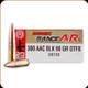 Barnes - 300 AAC Blackout - 90 Gr - RangeAR - Open Tip Flat Base - 20ct - 30733