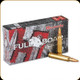 Hornady - 6.5 Creedmoor - 120 Gr - Full Boar - GMX - 20ct - 81498