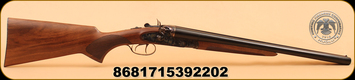 "Huglu - 201 - 12ga/3""/20"" - Case Coloured Receiver, HRZ Hammer"