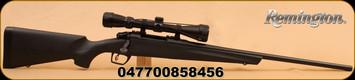 "Remington - 22-250 - 783 - FDE Syn Stock,  22"" Bl Brl, Adj Trigger, 3-9x40 Scope"