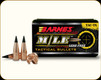 Barnes - 6.5mm - 100 Gr - M/LE TAC-TX - Boat Tail - 50ct - 30236
