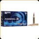 Federal - 7mm Rem Mag - 150 Gr - Power-Shok - Jacketed Soft Point - 20ct - 7RA