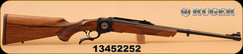 """Ruger - 308Win - 1-A 50th Ann. - AAA Walnut, Blued, 22"""""""