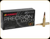 Barnes - 6.5 Creedmoor - 140 Gr - Precision Match - Open Tip Match Boat Tail - 20ct - 30166