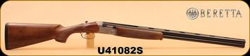 """Beretta - 20Ga/3""""/28"""" - 686 - Silver Pigeon I, walnut/blued"""