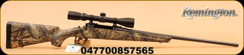 "Remington - 300WinMag - Model 783 - Camo Syn, 24"", W/3-9x40 Scope"