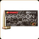 Barnes - 5.56 x 45mm - 69 Gr - Precision Match - OTM BT - 20ct - 30846