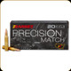 Barnes - 5.56 x 45mm - 85 Gr - Precision Match - Open Tip Match Boat Tail - 20ct - 30848