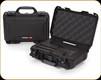 Nanuk - 909 -  Classic Gun Case - Pre-Cut Foam Insert - Black - 909-CLASG1