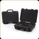 Nanuk - 910 Classic - 2 Gun Case - Pluck and Pull - Black
