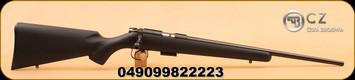 """CZ - 22WMR - 455 - BlkSyn/Bl, 20"""""""