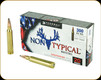 Federal - 300 Win Mag - 180 Gr - Non-Typical Whitetail - Jacketed Soft Point - 20ct - 300WDT180