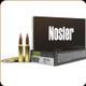 Nosler - 308 Win - 150 Gr - E-Tip Lead-Free - 20ct - 40034