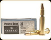 Federal - 32 Win Special - 170 Gr - Power-Shok - Soft Point Flat Nose - 20ct - 32A