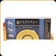 Federal - 35 Rem - 200 Gr - Power-Shok - Soft Point Round Nose - 20ct - 35A