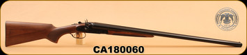 """Huglu - 201HRZ - 12Ga/3""""/30"""" - Wd/Bl - M.Choke, Blk Receiver, SKU# 8681715396873, S/N CA180060"""
