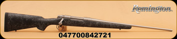 """Remington - 25-06 - 700T - Mountain - BlkSyn/SS, 22"""""""