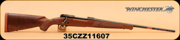 Winchester - 270Win - Model 70 - Featherweight High Grade- Wd/Bl, 22""