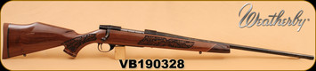 "Weatherby - 257Wby - Vanguard 2 - Lazerguard - Wd/Bl, 24"""