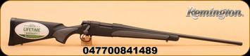 "Remington - 6.5Creedmoor - Model 700 SPS - - BlkSyn/Bl, 24"""