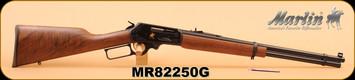 "Marlin - 30-30Win - Model 336 Texan Deluxe -  Walnut Stock/Bl/Engraved Receiver, 20"" Barrel, S/N MR82250G"