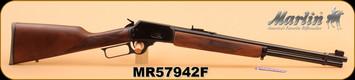 """Marlin - 44Magnum/44Special - Model 1894 - Lever-Action Rifle, Black Walnut Stock/Blued 20"""" Barrel, S/N MR57942"""