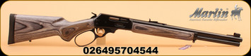 Marlin - 45-70Govt - 1895ABL - Big Loop Lever Action, Grey/Black Laminate/Bl, 18.5? Barrel