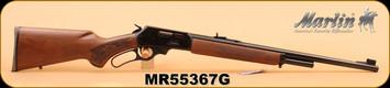 """Marlin - 45-70 Govt - 1895 - Lever Action, Walnut/Bl, 22"""""""