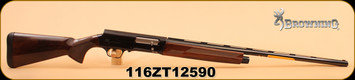 """Browning - 16Ga/2.75""""/28"""" - A5 - Sweet Sixteen - Invector-DS, Wd/Bl, Includes ABS Case"""