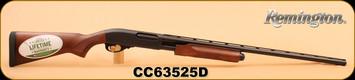 "Remington - 20Ga/3""/28"" - Model 870 Express - Pump Action - Hardwood/Matte Blue, 4 Round Capacity, Single Bead Sight, Mfg# 25583, S/N CC63525D"