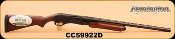 """Remington - 870 - 12Ga/3""""/26"""" - Express - Wd/Bl, Rem Choke, S/N CC59922D"""