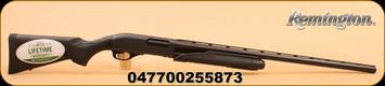 "Remington - 12Ga/3""/28"" - 870 Express - Black Synthetic/Blued, Rem Choke - Mfg# 25587"