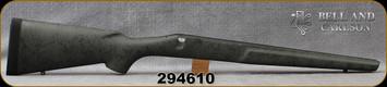 Bell and Carlson - Remington 700 BDL - Light Hunter, LA - Dark Gray w/Black Spiderweb