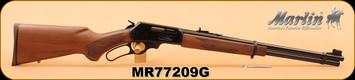 "Marlin - 30-30Win - 336C30 - Walnut Stock/Blued Finish, 20""Micro-Groove barrel, Adjustable Semi-Buckhorn Sights"