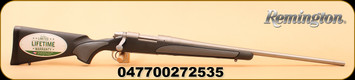 """Remington - 270WSM - Model 700 - SPS/SS, 24"""""""