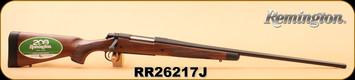 "Remington - 7mmRemMag - Model 700 - CDL ""Classic Deluxe"", Wd/Bl, 26"""