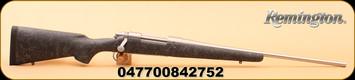 "Remington - 30-06SPRG - Model 700 - Mountain - Bell & Carlson aramid-fiber-reinforced stock/SS, 22"""