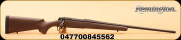 "Remington - 338WinMag -Model 700 -  AWR - American Wilderness - 5R Rifling - Brown Grayboe Synthetic Stock/Black Cerakote, 24"""