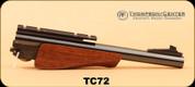"Consign - Thompson Center - 7MM T/CU - 10"" Bull Barrel, Wd/Bl, Item#72"
