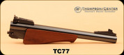 "Consign - Thompson Center - 357RemMax - 10"" Bull Barrel, Wd/Bl, Item #77"