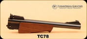 "Consign - Thompson Center - 357Herrett - Contender Barrel - 10"" Bull Barrel, Wd/Bl"