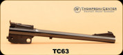 "Consign - Thompson Center - 25-35Win - Contender Barrel - 10"" Octagon Barrel, Blued - Barrel Only"