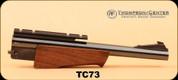 "Consign - Thompson Center - 30Cal.Herrett - Contender Barrel - 10"" Bull Barrel, Wd/Bl"